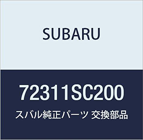 SUBARU (スバル) 純正部品 ヒータ コントロール アセンブリ 品番72311KG070OE B01N48XRJS -|72311KG070OE
