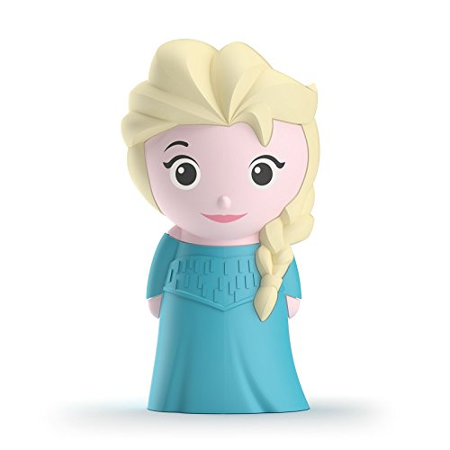 Disney Frozen Elsa SoftPal Portable Philips LED Light
