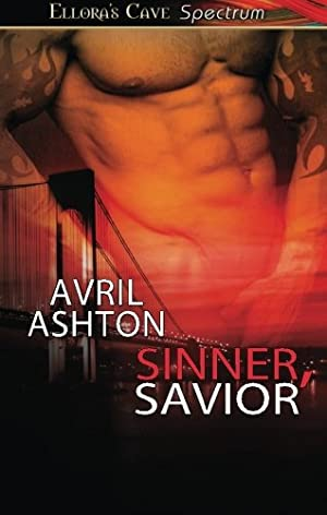 book cover of Sinner, Savior