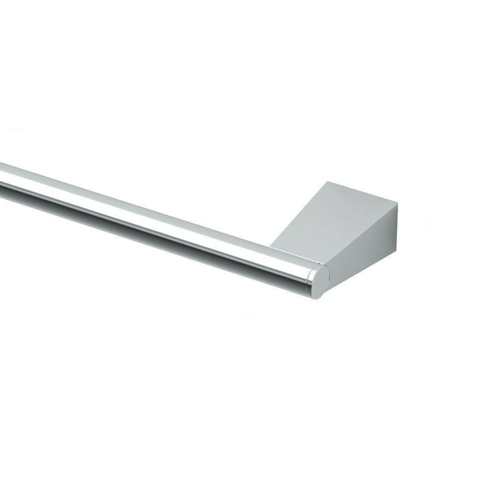 Gatco 4710 Bleu 24'' Towel Bar, Chrome