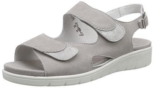 Donna Perle Dunja Grigio grigio Semler 770 Sandali xSwqR