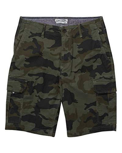 Billabong Men's Balance Shorts Camo 38