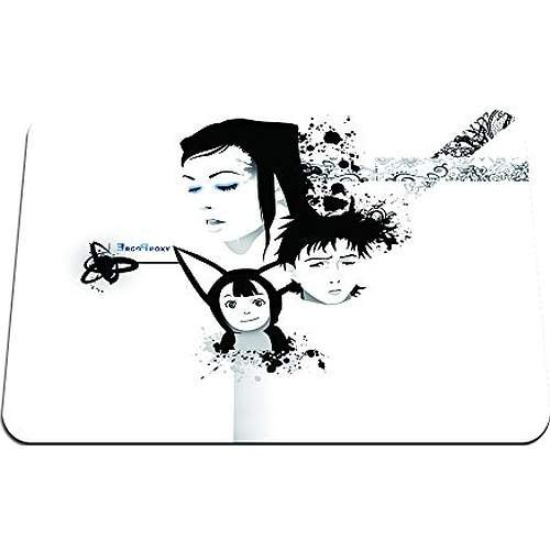 Ergo Proxy- Mouse Pad - Gaming Mouse Pad - 8.6