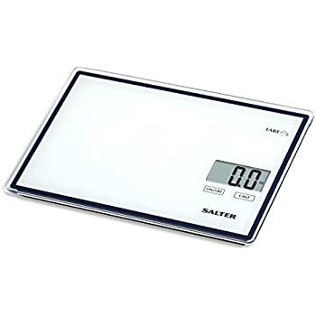 Amazon.com: Salter Touchless Tare Digital Kitchen Scale