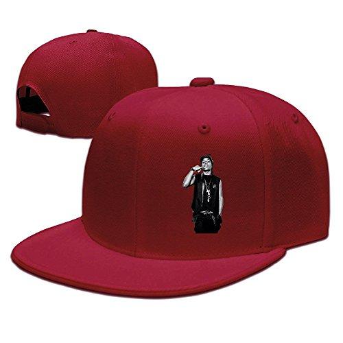 Reds Shirt Cincinnati Classic (A$AP Rocky Flat Along Baseball Hat Red)