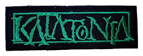 KATATONIA Metal Band Songs Logo t Shirts MK18 Sew Iron on Patches