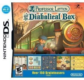 Professor Layton and the Diabolical Box (Nintendo DS) (US Import) by Professor Layton and the Diabolical Box: Amazon.es: Videojuegos