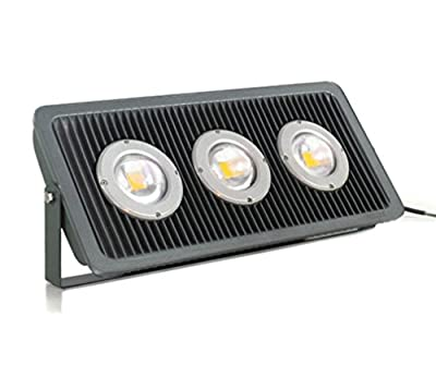 Zesol Outdoor 150watts LED Floodlights for High Poles or Stadium 4300K
