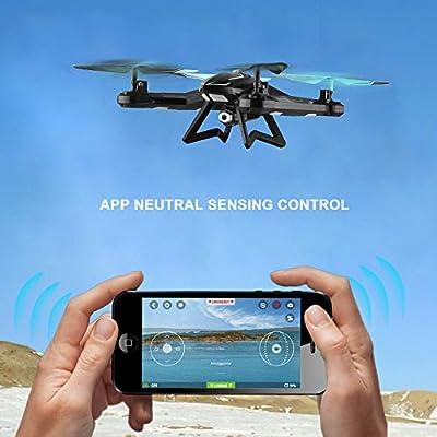 gordve gv561 RC Drone 2.4 GHz FPV VR WiFi RC Quadcopter 6 ejes ...