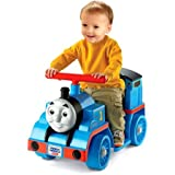 Power Wheels Riding Toys Best Deals - Power Wheels Fisher Price Thomas & Friends Thomas the Tank Engine 6V Ride-On