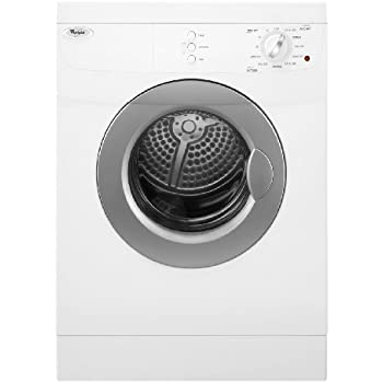 Amazon Com Wed7500vw Electric Dryer With 3 8 Cu Ft