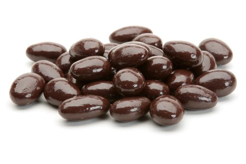 Dark Chocolate Covered Almonds (10 Pound Case)
