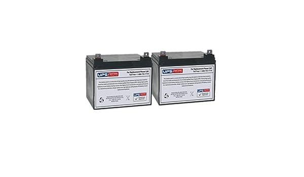 Best Power FERRUPS FES-1.15K Replacement Battery Set