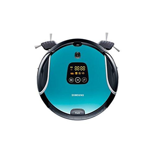 Samsung-robot aspirador VR 10F71U CBN acabado Turquoise Green ...