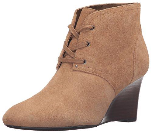 Ralph Lauren Women's Tamia-Bo-Cwd Boot, Camel, 8.5 B US