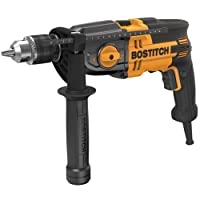 BOSTITCH BTE140K 7-Amp 1/2-Inch VSR 2-Speed Hammer Drill Kit