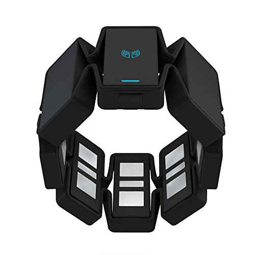 Myo Gesture Control Armband (Black) by Thalmic Labs