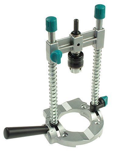 Wolfcraft 4525404 Multi-Angle Drill Guide Attachment For 1/4In. & 3/8In. Drills ()