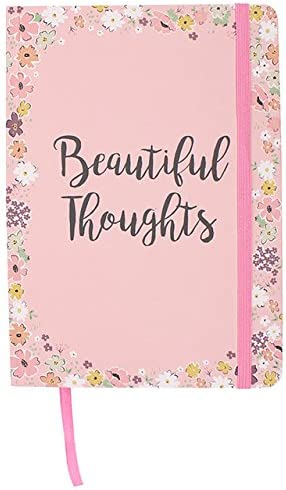 Journal Florella Beautiful Thoughts A5 Notebook