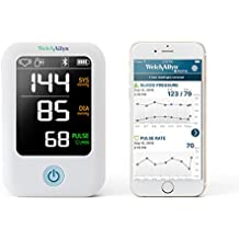 Welch Allyn Home Blood Pressure Monitor with Simple Smartphone Connectivity
