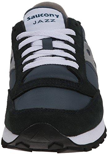 Saucony Jazz Originale Mænd Herre Sneakers Blau (Flåde / Sølv) Xw9oddwGLj