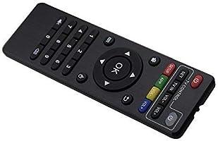 LONGYAO MXQ Pro - Mando a distancia para Android Box MXQ Pro, MXQ-4K, M8S, X96, X96 Mini Smart TV Box T95M, T95N, T95X, H96, H96 PRO IPTV Media Player: Amazon.es: Electrónica