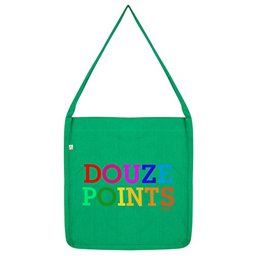 Twisted Envy Douze Points Douze Envy Bag Green Twisted Points Tote Tote Bag wBwIr5