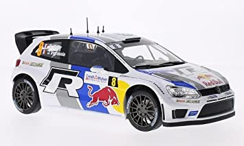 VW Polo R WRC, No.8, Red Bull, WRC, Rallye de France, 2013 ...