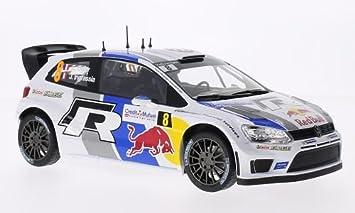 VW Polo R WRC, No.8, Red Bull, WRC, Rallye de France, 2013 ...
