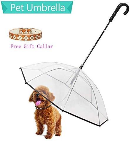 Transparent Pet Umbrella Handle Length product image