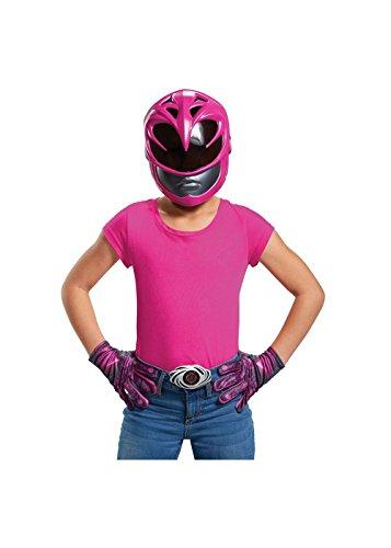 Pink Power Ranger Movie Child Accessory Kit ()