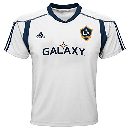 Toddler New Navy Apparel - OuterStuff MLS New England Revolution Blank Home Call Up Toddler Jersey (Navy, 3T)