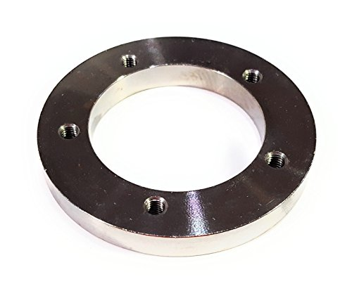 Goodies Speed 75005 - Weld Ring Stainless Steel Flange for Fuel Level Sender VDO Style