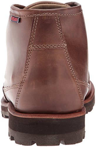 Bootie Men's Sebago Waxy Oiled Dark Taupe Vershire Chukka Ankle Leather 6v67Iq