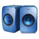 KEF LSX Powered Music System - Blue (Pair)