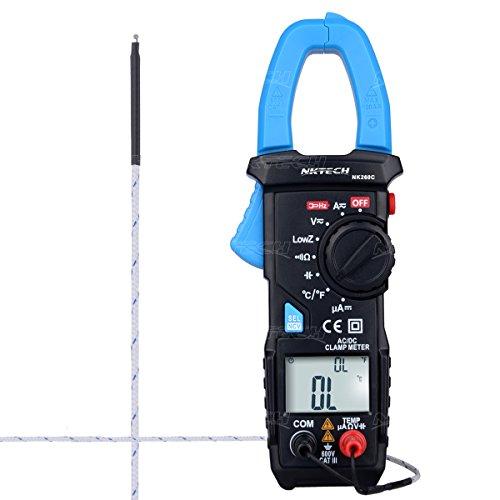 Uni-Trend UT61E Handheld Digital Multimeter Tester - 7