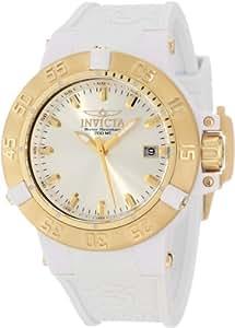 Invicta Women's 10124 Subaqua Noma III Silver White Sunray Dial Watch