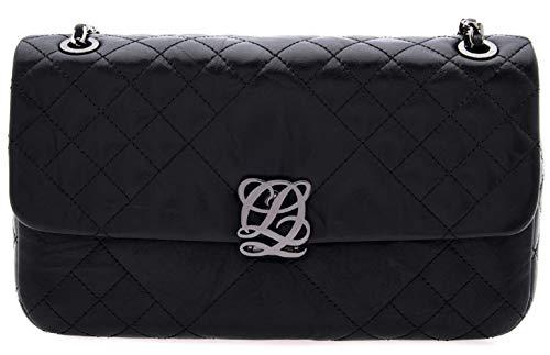 LQ LOUIS QUATORZE Diamond Quilted Shoulder Handbag for Women