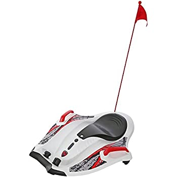 Rollplay 12 Volt Nighthawk Ride On Toy, Battery-Powered Kids Ride On, White