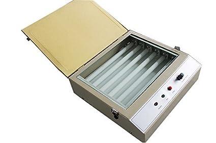 Exposure Unit Hot Foil Stamping Screen Pad Printing Plate