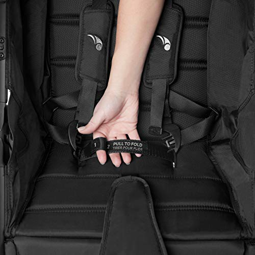 41ncjgf1ZzL - Baby Jogger City Mini GT2 Travel System, Slate