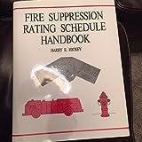 Fire suppression rating schedule handbook
