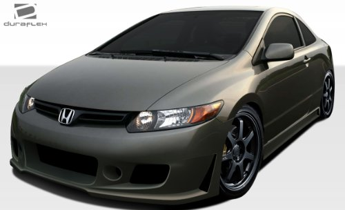 B2 2dr Kit Body (2006-2010 Honda Civic 2DR Duraflex B-2 Body Kit - 4 Piece)