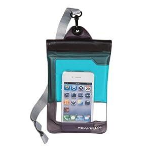 Travelon Waterproof Smart Phone/Digital Camera Pouch
