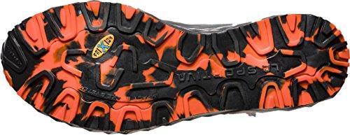 La Sportiva Mutant Trail-schoenen Voor Dames Trail - Ss18 Lycan Black / Tangerine Talla: 46