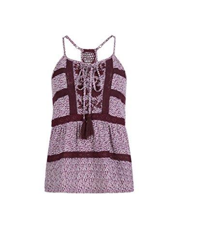 Marks and Spencer Damen Schlafanzug violett violett