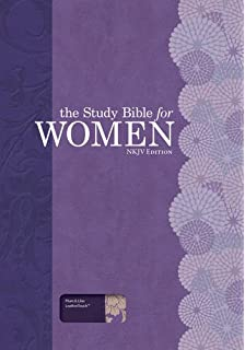 Nkjv holy bible woman thou art loosed edition imitation leather the study bible for women nkjv edition plumlilac leathertouch fandeluxe Images