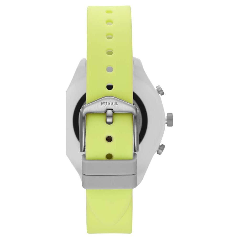 Fossil Sport - Smartwatch para Mujer, Correa de Silicona de ...