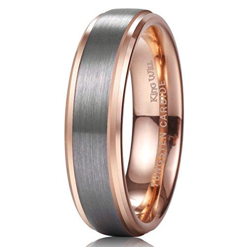 King Will Tungsten Carbide Size4 15