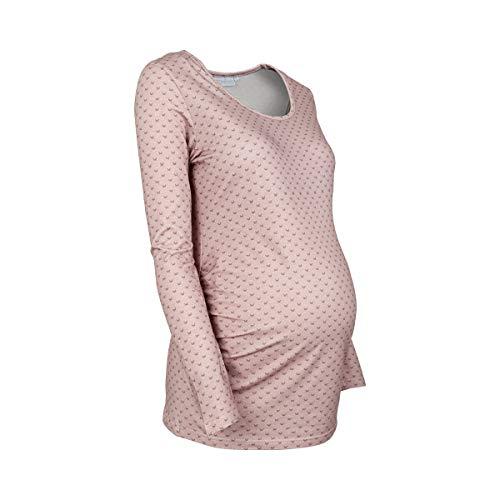 Malva el Birds Camiseta embarazo Deauville para 2hearts FqyEwpY